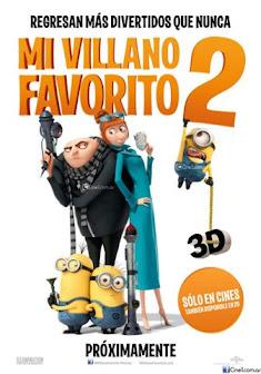 Descarga Gru 2: Mi villano favorito (Despicable Me 2) 2013 TS-HQ Español Latino PUTLOCKER 1L