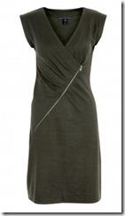 Marc by Marc Jacobs Zip Wool Dress