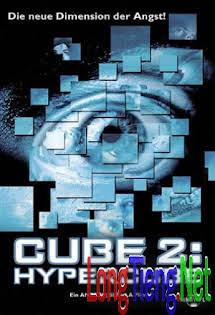 Mê Cung Lập Phương 2 - Cube 2: Hypercube Tập 1080p Full HD