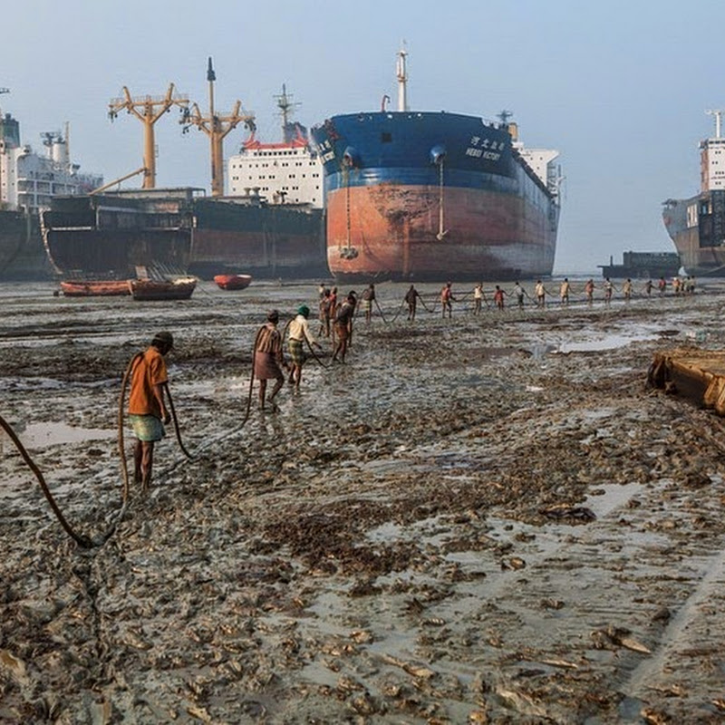 Chittagong Ship Breaking Yard