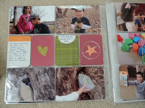 Geocaching Project Life Page