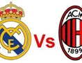 Madrid vs Milan