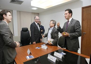 25.05.2011 Reunio com o Consul da Alemanha 5
