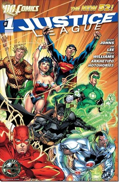 P00001 - Justice League #1 - Justi