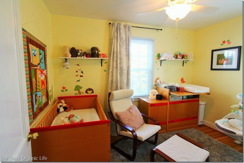 nursery, baby, woodland, ashby