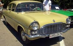 Vauxhall 1957 Velox PA