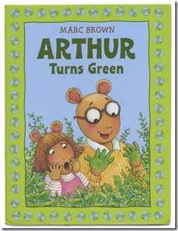 Arthur Green Cover