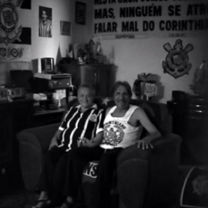 Negro o Blanco, el nuevo comercial para Corinthians
