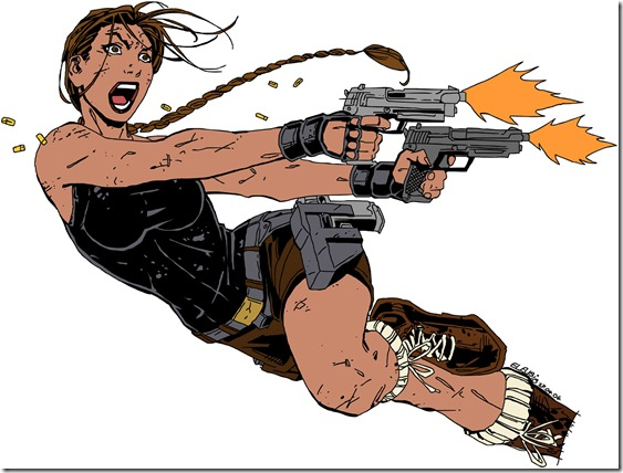 Lara Croft (219)