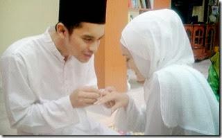 Gambar sekitar majlis perkahwinan Wawa Zainal dan Aeril Zafrel 2