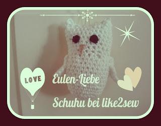 Eulen-Liebe eine Linkparty von like2sew