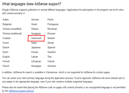 google_adsense_support_bahasa_indonesia