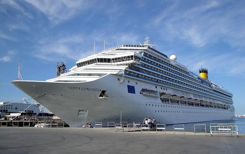 Costa Concordia 799