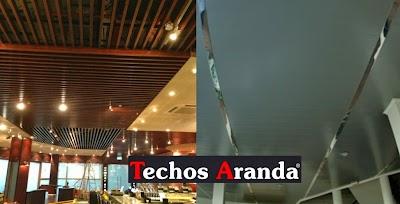 Techos de aluminio en Estepona