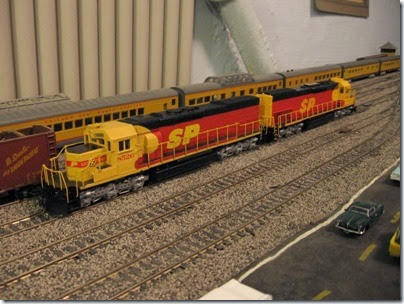 IMG_0444 Southern Pacific Kodachrome Tunnel Motors on My Layout on April 5, 2008