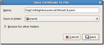Screenshot-Save Certificate To File