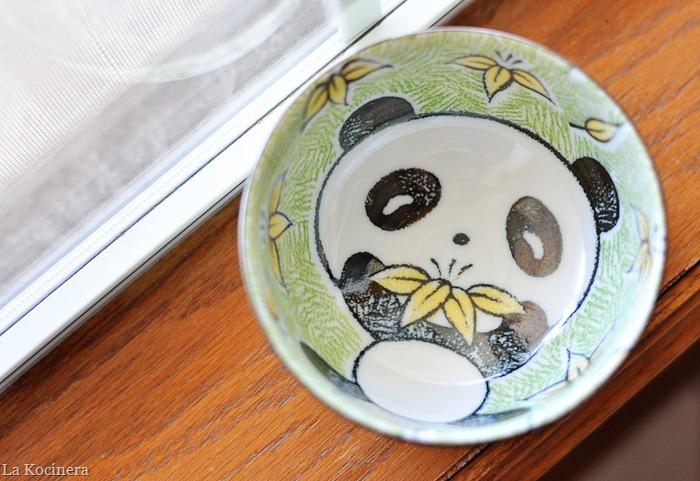 inside panda bowl