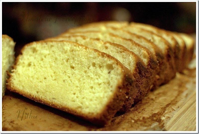 Cream Cheese Pound Cake 3