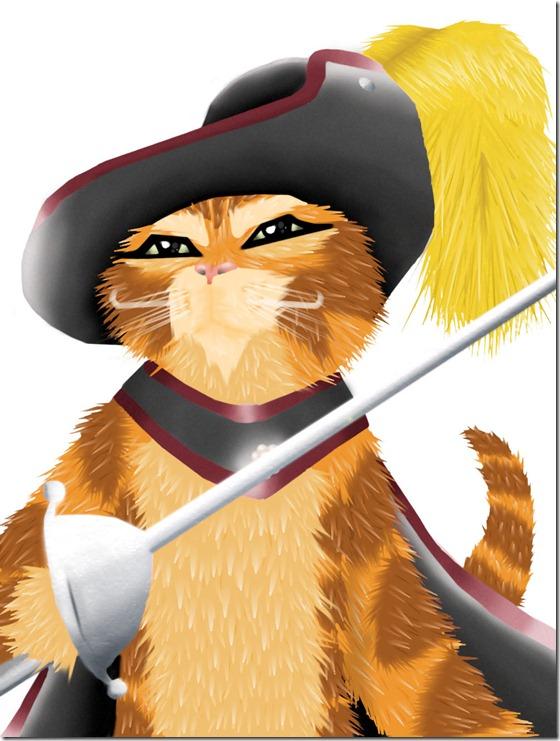 El Gato con Botas,El gato maestro,Cagliuso, Charles Perrault,Master Cat, The Booted Cat,Le Maître Chat, ou Le Chat Botté (53)