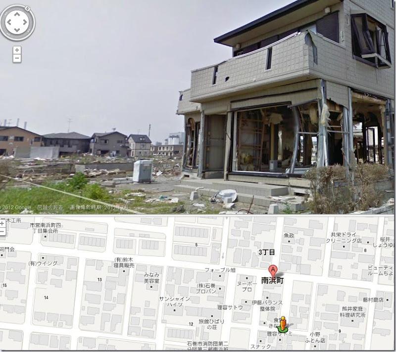 minamihama_googlemap_syokudoukimura