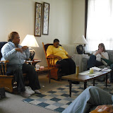 Retreat at Angela House 2006