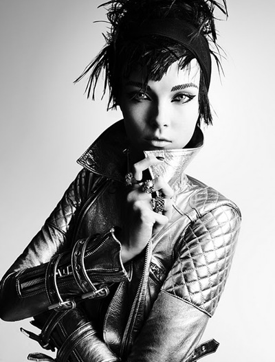Kristy Kaurova by Tony Kim (Punk Attack - Sure Korea June 2011) 1