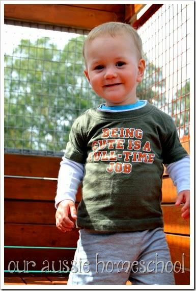 Aussie Not-Back-to-School Blog Hop ~ Our Aussie Homeschool