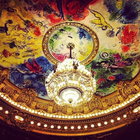 chagall ceiling 2