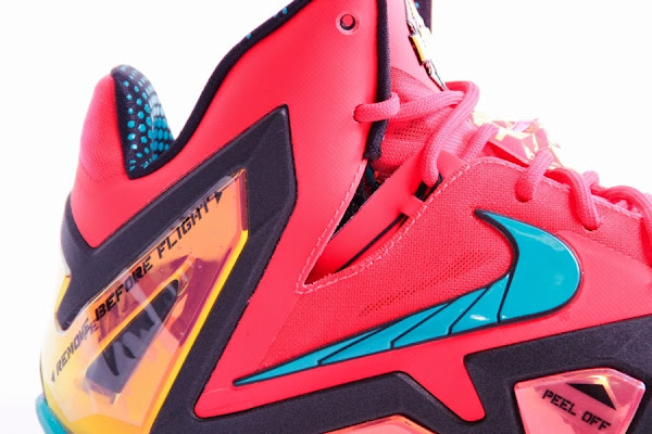8220Hero8221 Nike LeBron 11 Elite is Just One Week Away