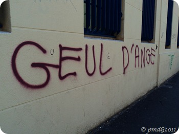 Marseille, Juin 2011