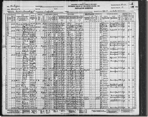 1930 US Census -Frank Goodman