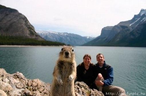 Кто на озере хозяин?!!!