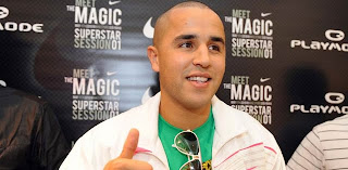 Interview avec Madjid Bougherra Avant le match Algérie vs Sénégal