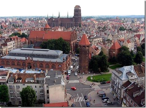 Poze Gdansk-obiective turistice