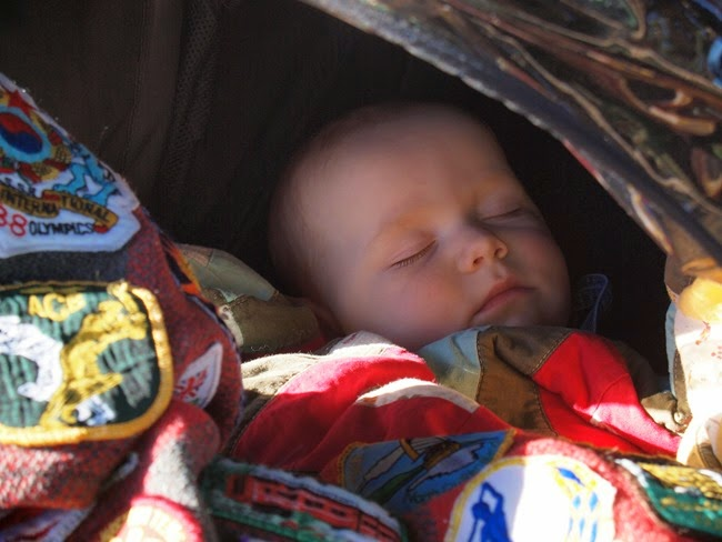 virtù - sleeping on the go
