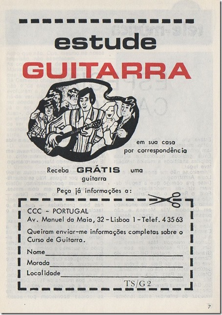 ccc estude guitarra