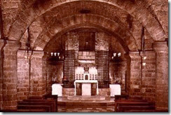 tomb of St. Francis