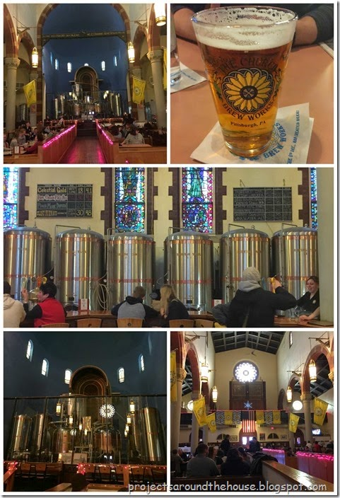 church brew works Collage