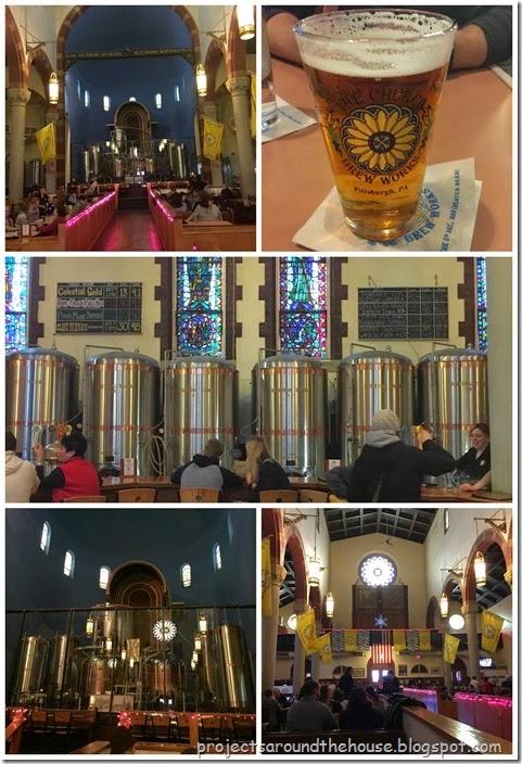 church brew works Collage