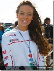 Paddock Girls Iveco Australian Grand Prix 16 October 2011 Phillip Island Australia (12)