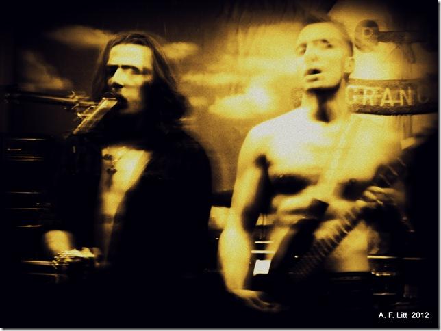 Abash't.  Iron Tribe Fundraiser.  Rockwood Grange.  Portland, Oregon.  October 19, 2012.