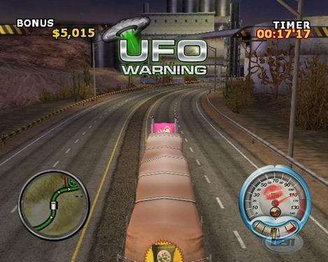 Juegos de Camiones Big Mutha Truckers 2