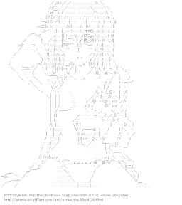 [AA]Yukina Himeragi (Strike the Blood)