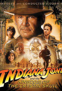 Vương Quốc Sọ Người - Indiana Jones and the Kingdom of the Crystal Skull
