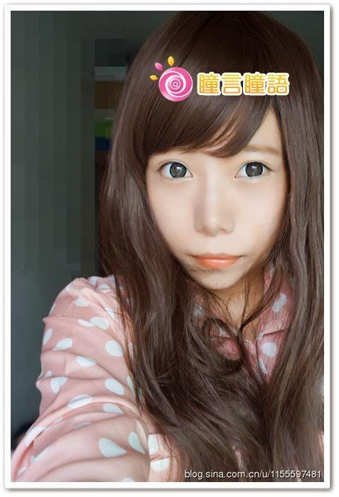日本ROYAL VISION隱形眼鏡-Choco lat銀灰15