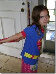 Naomi Rivka, 7, Toronto, Canada