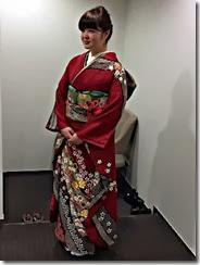 光が丘の広島モノリス結婚式場へ出張着付け (2)