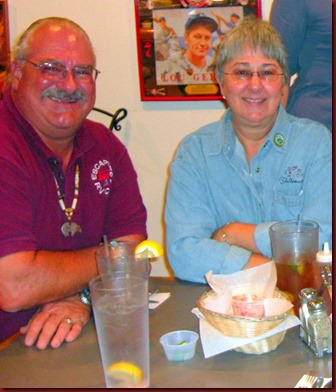 Santa Fe Bill, Lesle,Beth,Christine and us