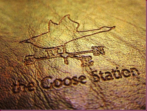 the goose station