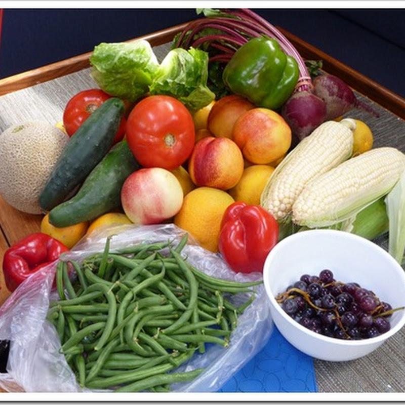Redondo Beach Farmer's Market